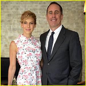 Jerry Seinfeld Celebrates Fatherhood with Wife Jessica ...