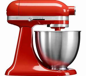 Buy KITCHENAID Artisan Mini 5KSM3311XBHT Stand Mixer Hot