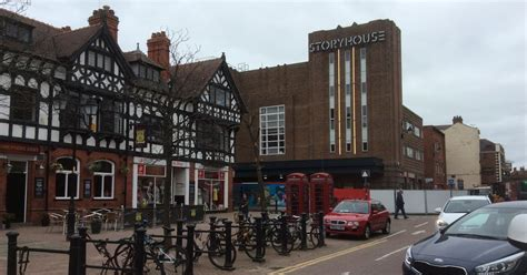 chester storyhouse in chester invites community groups to use the Storyhouse