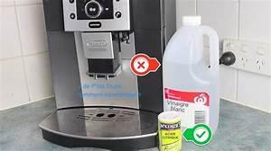 Détartrage Cafetière Vinaigre Blanc : comment d tartrer votre cafeti re senseo tassimo ou ~ Melissatoandfro.com Idées de Décoration