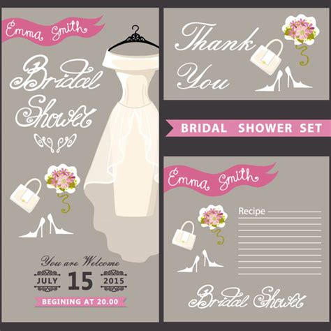 kartu undangan pernikahan gaun pengantin kartu kartu