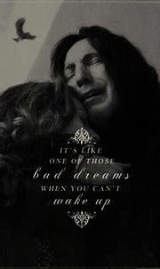 Pin von Alyssa Osborne auf fan fiction snape hp   Snape ...