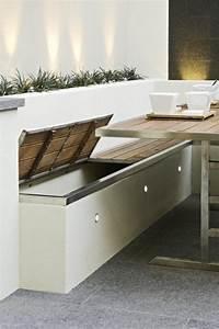 Badezimmer Bank Mit Aufbewahrung : gartenbank holz aufbewahrung ~ Sanjose-hotels-ca.com Haus und Dekorationen