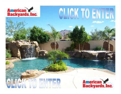 American Backyards Inc 480 273 5466 American Backyard