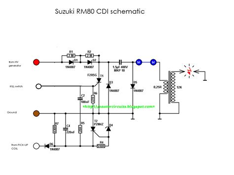 cdi schematic techy at day at noon and a hobbyist at