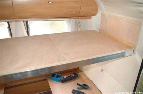 fabriquer un lit superpos 233 costaud pour triton