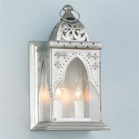 moroccan arch wall lantern sconce outdoor wall lights