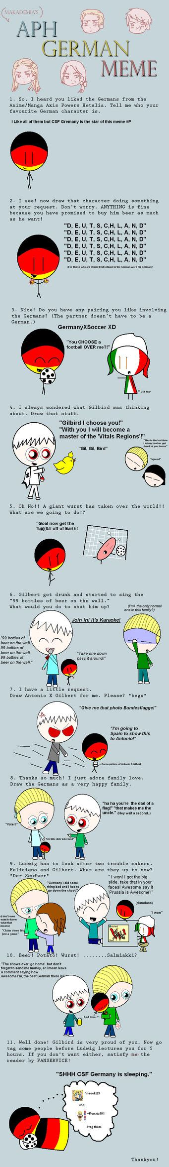 German Butterfly Meme - csf and aph german meme by abthebutterfly on deviantart