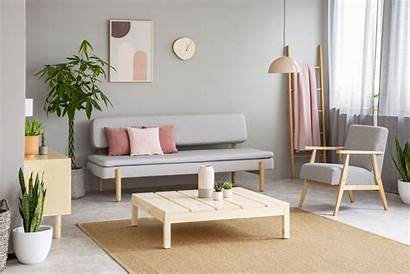 Minimal Interior Singapore Living Table Scandinavian Plant