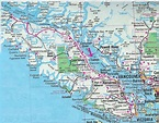 Vancouver Island Map | Vancouver Guide