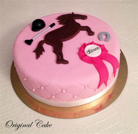 g 226 teau th 232 me equitation original cake