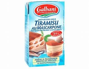 Tiramisu Sans Lactose : recette caf gourmand l 39 italienne galbani professionale ~ Melissatoandfro.com Idées de Décoration