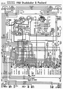 Studebaker  U2013 Page 14  U2013 Circuit Wiring Diagrams