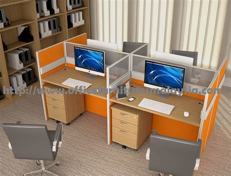 Office Partition Cubicle Workstations Furniture Klang Valley