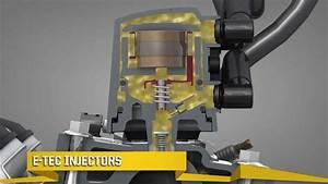 Rotax E-tec Engines From Ski-doo