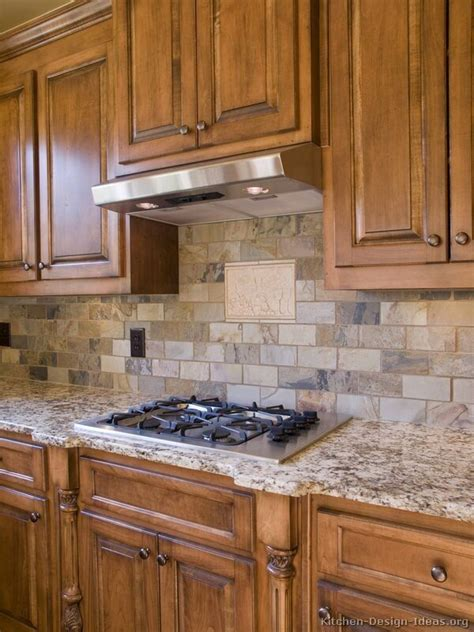 #kitchen Of The Day Learn About Kitchen Backsplashes