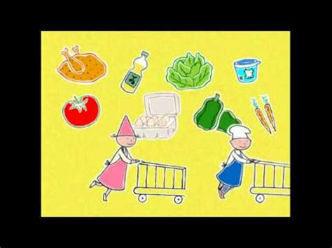dessin anime la cuisine est un jeu d enfant