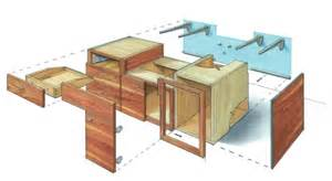 Making A Bathroom Wall Cabinet by Video Series How To Build A Floating Vanity Fine Homebuilding