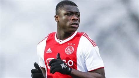 Ajax Youngster Brian Brobbey Ready To Play For Ghana - 442 GH