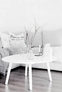 Couchtisch Rund Weiß Holz : couchtisch rund der hingucker in ihrem wohnzimmer ~ Bigdaddyawards.com Haus und Dekorationen