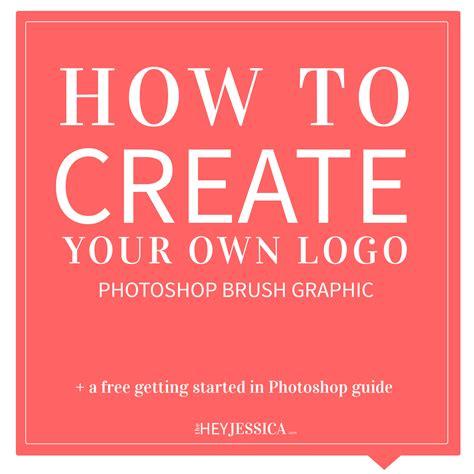 How To Create A Photoshop Brush  Hey Jessica