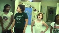 Stingy Ann Gibson vs Laurie Ann Gibson : Born To Dance ...