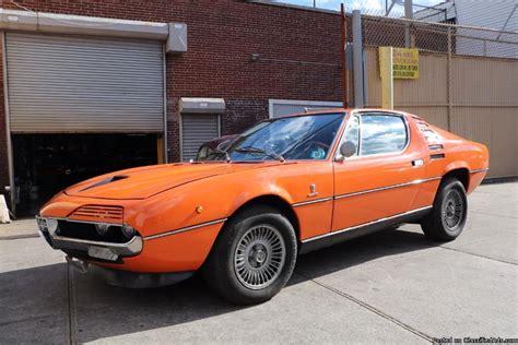 Alfa Romeo Montreal For Sale Usa by Alfa Romeo Montreal Cars For Sale
