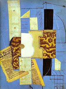 Pablo Picasso: synthetic cubism period (1912-1919)
