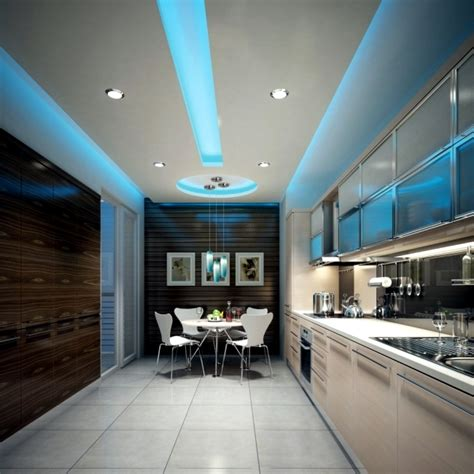 Indirect Led Kitchen Lighting by 33 Ideas For Beautiful Ceiling And Led Lighting
