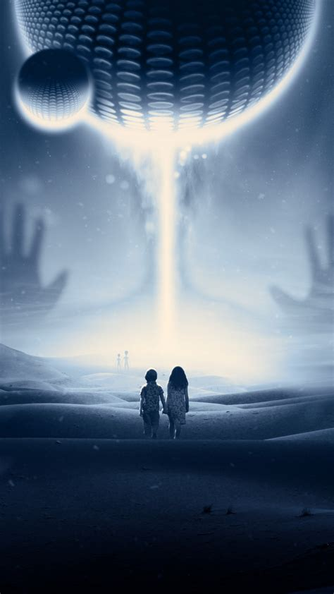 wallpaper alien cosmic  art