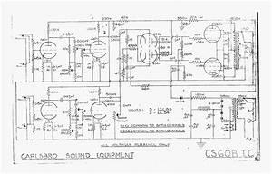 Carlsbro Cs60 Btc Bass Amp Schematic