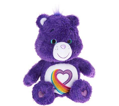 Care Bears 35th Anniversary Rainbow Heart Plush Bear