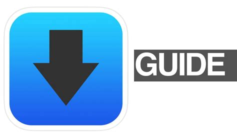 idownloader app downloads and manager ios iphone ipod manual guide how to use