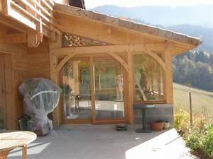 veranda palmaire beach With maison toit en verre 10 kits autoconstruction maison bois la maison bois par