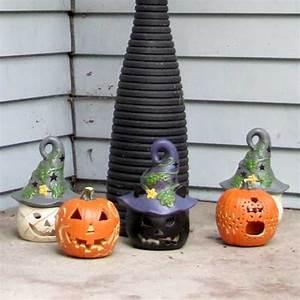 Carving, Artificial, Pumpkins