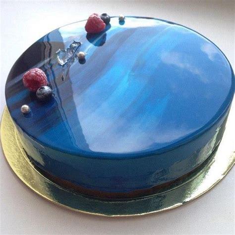 secret   mirror glaze   cake keeprecipes