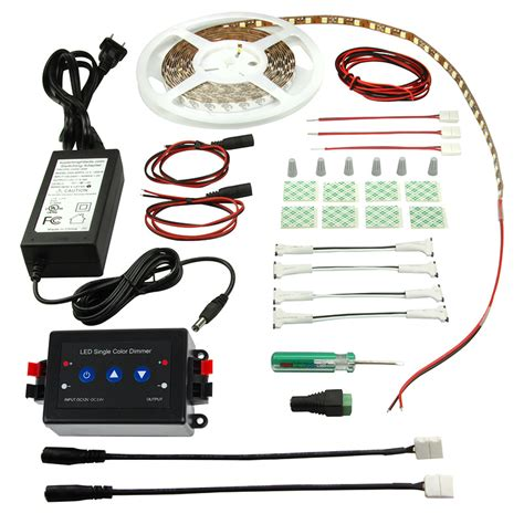 under cabinet lighting kit nflsk uc under cabinet led lighting kit complete led