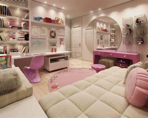 Girls And Teenage Bedroom Designs Girls And Teenage