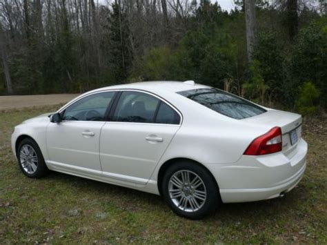 Sell Used 2007 Volvo S80 Awd V8 In Wilson, North Carolina