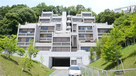 landmarks rokko housing  tokyo multifamily