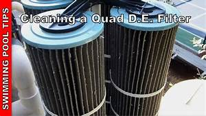 Cleaning A Quad De Filter  U0026 Overview