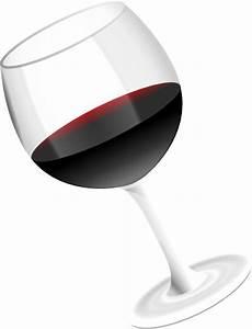 Red Wine Glass Clip Art at Clker.com - vector clip art ...