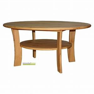 Couchtisch Holz Rund Oval : couchtisch massiv oval ~ Frokenaadalensverden.com Haus und Dekorationen