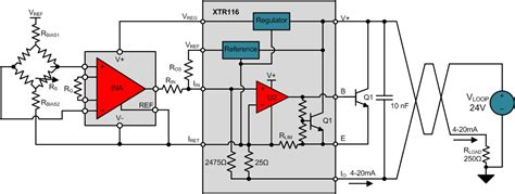Pressure Transducer Circuit Diagram by 2 Wire 4 20 Ma Sensor Transmitters Background And