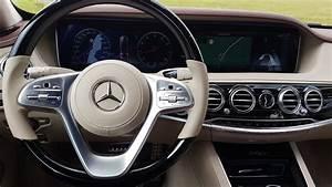 Mercedes Benz Classe S Berline : techno la technologie energizing comfort dans la mercedes benz classe s 2018 auto au feminin ~ Maxctalentgroup.com Avis de Voitures