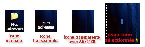 cacher icone bureau cacher une ou plusieurs icônes du bureau seven vista xp
