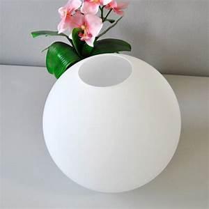 Glas Lampenschirm Ersatz : lampenschirm glas glaskugel 250mm wei lampenglas leuchtenglas kugelglas ebay ~ Whattoseeinmadrid.com Haus und Dekorationen