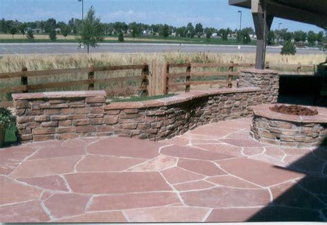 js custom concrete landscape design denver co 80209