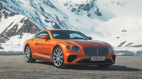 2019 Bentley Continental Gt First Drive Review Grander