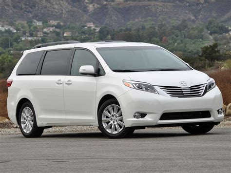 2015 / 2016 Toyota Sienna For Sale In Your Area